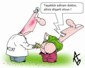 Prostat vəzin masajı