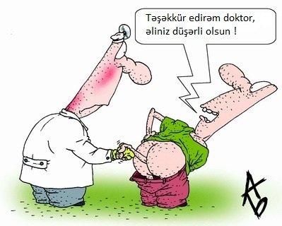xroniki prostatit, prostat masaji, uroloq ziyad aliyev baku