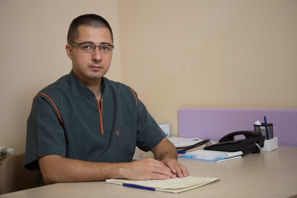 uroloq - androloq Ziyad Əliyev